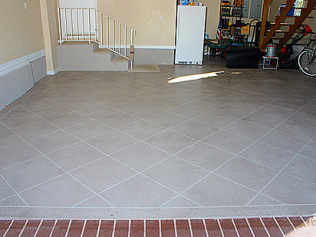 Interior Decorative Concrete